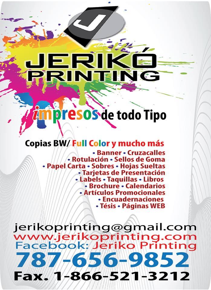 Jeriko-Printing